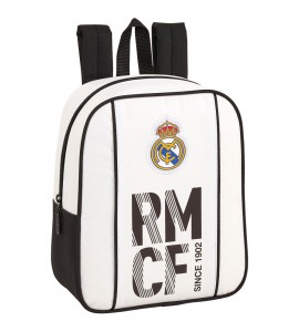 Mochila 43 cm Adaptable Carro Real Madrid