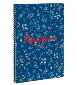 Cuaderno pepe Jeans Vicky