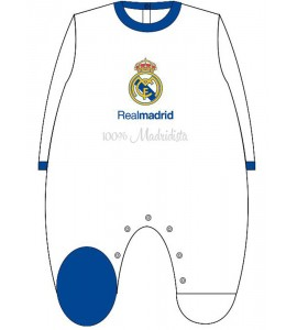 Pelele Blanco Real Madrid