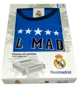 Pijama Adulto Real Madrid TM-L