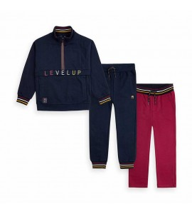 Chandal 2p Pullover Mayoral Niño Blue