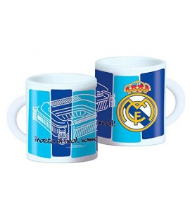 Taza Microondas Real Madrid