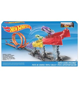 Pista Super Scote Hot Wheels
