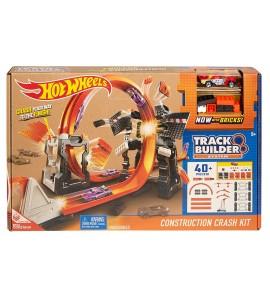 Pista mega scontri Hot Wheels