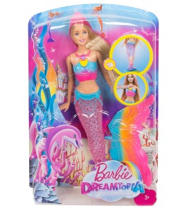 Barbie Sirena Dreamtopia