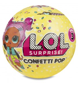 L.O.L. Surprise! - Confetti POP